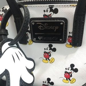 Loungefly Bags - Loungefly Mickey Mouse Mini Purse
